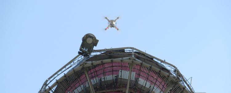 Ekspertyzy, przeglądy i oceny stanu technicznego obiektów budowlanych z wykorzystaniem drona