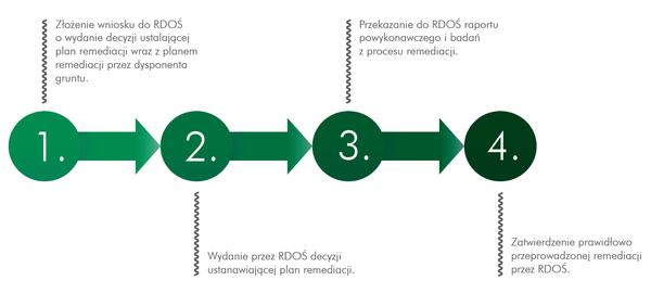 DEKRA Remediacja schemat